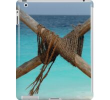 Sea Knot iPad Case/Skin