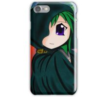 chibi thief iPhone Case/Skin