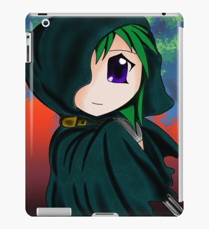 chibi thief iPad Case/Skin