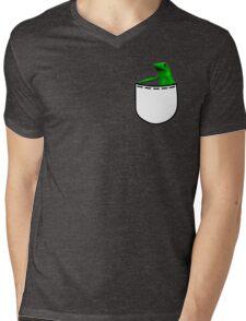 Pocket dat boi Mens V-Neck T-Shirt