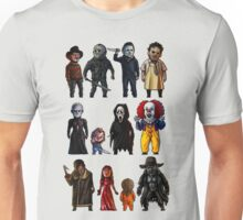 Icons of Horror Unisex T-Shirt