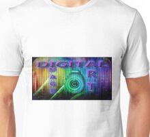 Digital Image Art (Logo) Unisex T-Shirt