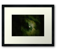Light And Darkness Framed Print