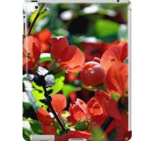 Full Bloom Of Love iPad Case/Skin