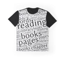 Reading Cloud Graphic T-Shirt