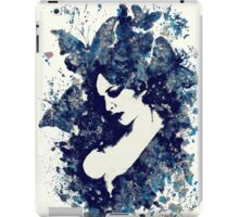 A Hell To Pay: Blue iPad Case/Skin