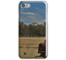 Parked Up... iPhone Case/Skin