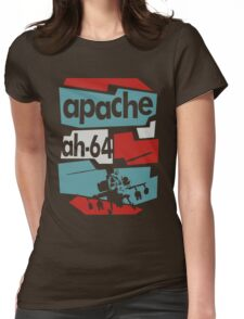 Go Apache Womens Fitted T-Shirt
