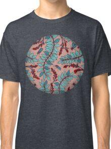 Sandelholz flower pattern Classic T-Shirt