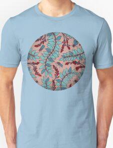 Sandelholz flower pattern T-Shirt