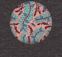 Sandelholz flower pattern Unisex T-Shirt