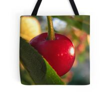 Fresh cherry  Tote Bag