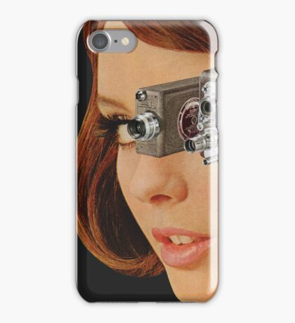 I'm Watching You! iPhone Case/Skin