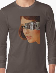 I'm Watching You! Long Sleeve T-Shirt