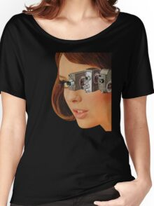 I'm Watching You! Women's Relaxed Fit T-Shirt