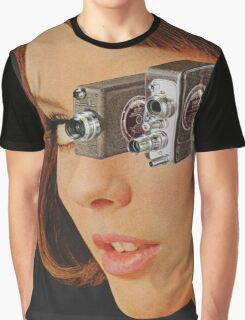 I'm Watching You! Graphic T-Shirt