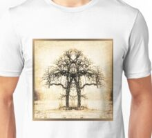 Symmetry tree Unisex T-Shirt