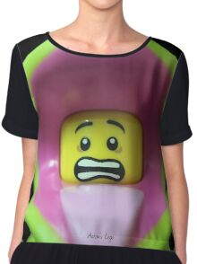 Lego Plant Monster minifigure Chiffon Top