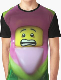 Lego Plant Monster minifigure Graphic T-Shirt