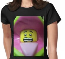 Lego Plant Monster minifigure Womens Fitted T-Shirt