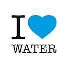 I ♥ WATER by eyesblau