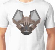 hyena geometric  Unisex T-Shirt