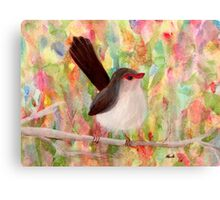 Sweet Bird Canvas Print