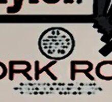 Pork Roll Sticker