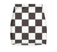 Chessboard Mini Skirt
