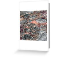 Marble salome Greeting Card