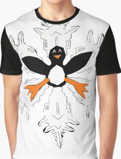 Penguin snow flake Graphic T-Shirt