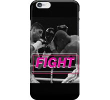 Fight - Boxing iPhone Case/Skin