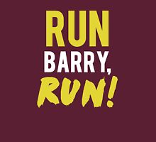 Run Barry, Run! - The Flash Unisex T-Shirt