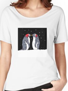 Kissing Penguins Women's Relaxed Fit T-Shirt