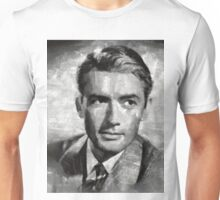 Gregory Peck by MB Unisex T-Shirt