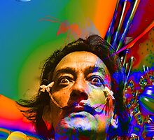 Dream of Salvador Dali by Icarusismart
