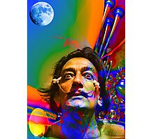 Dream of Salvador Dali Photographic Print