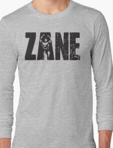 ZANE (Frank Zane Tribute) Long Sleeve T-Shirt