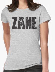 ZANE (Frank Zane Tribute) Womens Fitted T-Shirt