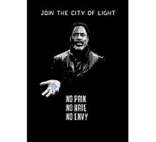 City of Light - The 100 - Jaha - ALIE Photographic Print