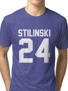 Teen Wolf - Stilinsky 24 Tri-blend T-Shirt