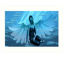 Ocean Dream Art Print