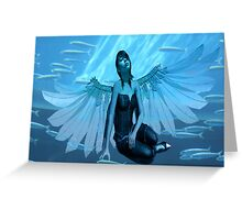Ocean Dream Greeting Card