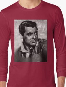 Cary Grant by MB Long Sleeve T-Shirt