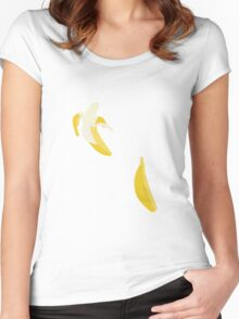 You Drive Me Bananas Women's Fitted Scoop T-Shirt
