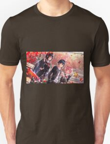 Yahari Ore no Seishun Love Comedy wa Machigatteiru T-Shirt