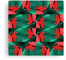 Geometric Lux ZC Canvas Print