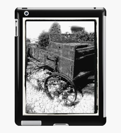 """""""Rock and Roll""""... prints and products iPad Case/Skin"""