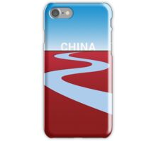 Colorful lands - PANJIN iPhone Case/Skin