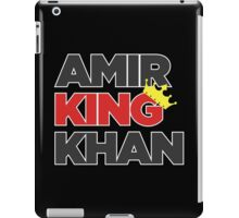 "Amir ""KING"" Khan iPad Case/Skin"